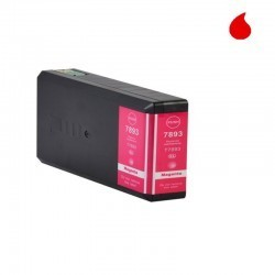 INKJET INPRO BROTHER LC970/1000Y AMARILLO